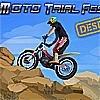 Pustinjski trkac - Kros motor