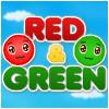 Crveni i zeleni cupavci